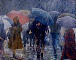 Hujan pagi